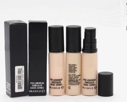 Liquid Foundation Pro Canada - 50 pcs FREE SHIPPING good quality Lowest Best-Selling MAKEUP NEW product NEW Liquid Foundation PRO LONGWEAR CONCEALER CACHE-CERNES 9ML