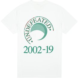Long Poles Australia - 2019 New UNDEFEATED Excellence Tee five-pole classic excellence logo cylinder cotton round neck T-shirt men's shirt