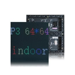 $enCountryForm.capitalKeyWord UK - P3 SMD2121 RGB full color led display module,indoor LED panel, 1 32 scan 192*192mm, text, pictures, video show