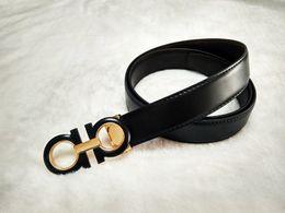 New meNs desigNers belts online shopping - With Box Mens woman Luxury Belt Designer Top Belts new Big Buckle Men Belt Fashion