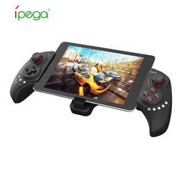$enCountryForm.capitalKeyWord Australia - Ipega PG-9023 Wireless Bluetooth Game Controller Gamepad Gaming Joystick For Smart phone Android TV Box PC Gamer Game pad