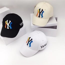 $enCountryForm.capitalKeyWord Australia - Fashionable hot sale men's and women's letter embroidered ball cap sports cover cap fashionable couple street casual ball cap