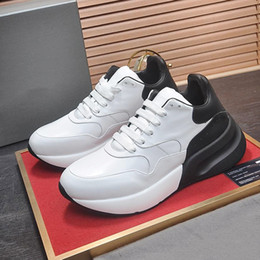 $enCountryForm.capitalKeyWord Australia - Mens Shoes Casual Fashion Oversized Design Luxury Casual Shoes for Men Chaussures pour hommes Male Footwears Brand Fashion Shoes MQ851 Hot