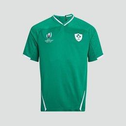 Ingrosso Irlanda IRFU 2019 JERSEY taglia S-XXXL Maglia da rugby di alta qualità con spedizione gratuita