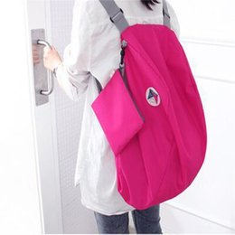 College Colors online shopping - Diagonal Package Single Shoulder Bag Multi Function Knapsack Travel Women Colors Mix Waterproof Zipper Admission lsf1