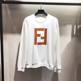 Discount mens hoodies top brands - Luxury Brand Hoodies For Men Pullover Designer Sweatshirt Hoodie With Branded Letters Embroidery Mens Tops Clothing .F4