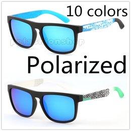 Wholesale Boxes Packaging Australia - Factory wholesale High Quality polarized lens men women Vin Square sport Sunglasses eyewear Sun Glasses full package with zipper box