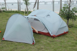 $enCountryForm.capitalKeyWord NZ - 3F UL Gear Tent Vestibule for 15D Silicone Nylon Fabric Gear Shed For Single 1 or 2 Person Camping Tents