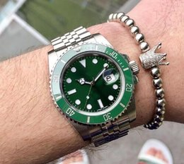 $enCountryForm.capitalKeyWord Australia - Wristwatches Green face luxury watch super copy green face blue gossamer 3135 movement and 904L steel mens watches