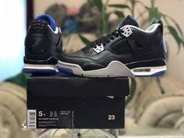 $enCountryForm.capitalKeyWord Australia - Classic Hot Style Women's Wings Black Gold 4 Sports Shoes Basketball Shoes 4S Anti-Skid Shock Absorption Comfortable Hot Selling