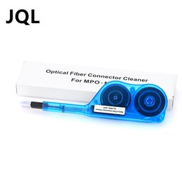 Clean Fiber Australia - Free Shipping MPO Fiber Optic Cleaner one click cleaner optical fiber cleaning pen for MPO
