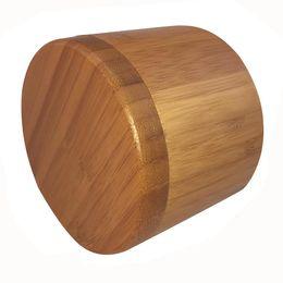 "$enCountryForm.capitalKeyWord NZ - Salt Box, Bamboo Storage Box with Magnetic Swivel Lid, ""Salt"" Engraved on Lid Engraved - ""SALT"""