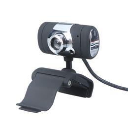 Hd Tv Cameras UK - USB 2.0 50.0M HD Webcam Web Camera Cam Digital Video Webcamera with Mic Clip CMOS Image for Computer PC Desktop Laptop TV Box
