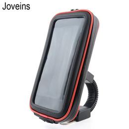 $enCountryForm.capitalKeyWord Australia - Joveins Universal Waterproof Motorcycle Bike Scooter Mobile Phone Holder Bag Case For Iphone 8 7 Samsung Support 4.7-6.3 Inch T190625