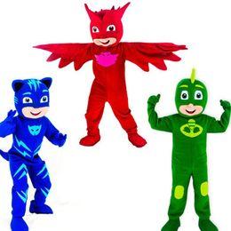 $enCountryForm.capitalKeyWord Australia - 2019 Hot new Mascot Costumes Parade PJ Mask Birthdays For adult animal large Halloween party fancy dress