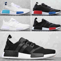 black powder NZ - Club Multi Color Humne Race Solar Pack Mother Inspiration Pack Black Mens Running Shoes Pack Powder Blue Deaigner Trainers ku