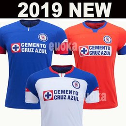 54a1930452f New Arrived 2019 2020 Mexico Club Cruz Azul Liga MX Soccer Jerseys 19 20  Home Blue Away White Football Shirts camisetas de futbol