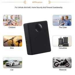 Discount phone standby time - N9 Positioner Tracker Mini GSM Device N9 Audio Monitor Listening Monitoring Long Standby Time Personal Mini Voice Activa