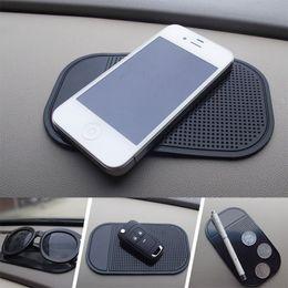 $enCountryForm.capitalKeyWord Australia - Car Dashboard Non Slip Mat For Phone Glasses Magic Sticky Gel Pads Holder Auto Interior Silicone Anti-Slip Mat In Car Accessory
