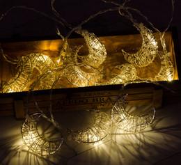 $enCountryForm.capitalKeyWord NZ - 10 LED AA Battery Operated moon String Light Fashion Holiday Lighting Wedding Garden Party Christmas indoor Decoration