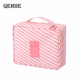 Beauty vanity cases online shopping - 2019 New Women Cosmetic Bags Girls Make up Organizer Cases Makeup Toiletry kit Storage Travel Necessity Beauty Vanity Wash