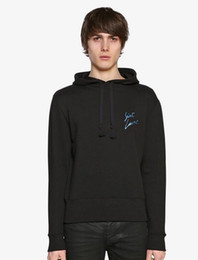 China Tide brand mens designer letters Hoodie hooded sweater high-quality Lovers fashion clothing luxury hoodie Free freight cheap standard pillows suppliers