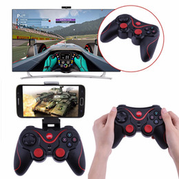 $enCountryForm.capitalKeyWord Australia - X7 Bluetooth Android Wireless Gamepad For Android PC MIMU TV Box MIMU TV Joystick 2.4G Joypad Game Controller for Xiaomi Phone