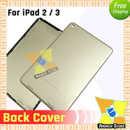 $enCountryForm.capitalKeyWord NZ - 5pcs lot For iPad 2 3 A1395 A1416 Back Housing Back Battery Cover Rear Door Housing Case Middle Free Shipping