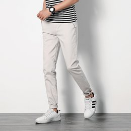 Jogger Zipper Australia - 2019 Legible Casual Mens Sweatpants Staight Mens Jogger Pant Harem Male Zipper Mens Sweatpants 7 Color