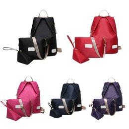 $enCountryForm.capitalKeyWord Australia - Solid Color Fashion Women New Shoulder Bag Casual Travel College Student Bag Handbag 3PCs Dropshipping schoudertas dames