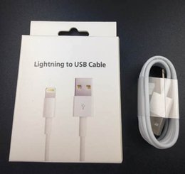 $enCountryForm.capitalKeyWord Australia - 1M 3FT Lightning USB Cable Charger Cords Sync Data Line With Retail Box Package for iphone 5 6 7 8 X XS Plus 9 5S 6S Support IOS 11 12 UP