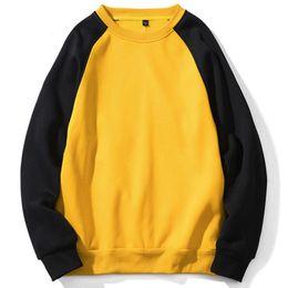 Clothing Dropshipping Australia - New Hoodies Sweatshirt Men Spring Autumn Patchwork Warm Fleece Coat Pullover Hoodies Male Clothing EU Size XXL Dropshipping