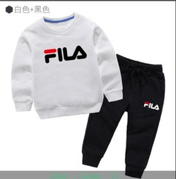 christmas clothes Australia - new baby clothing set children's clothing autumn and winter new boys and girls sweater set children's jacket clothes j1