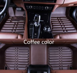 $enCountryForm.capitalKeyWord Australia - For Chevrolet Malibu 2015-2018 Car Floor Mats Front & Rear Liner Accessories Non-slip waterproof leather Carpets Auto Luxury sedan Pads
