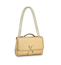 handbags chains Australia - M43202 Very Chain Bag WOMEN HANDBAGS ICONIC BAGS TOP HANDLES SHOULDER BAGS TOTES CROSS BODY BAG CLUTCHES EVENING