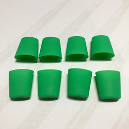 $enCountryForm.capitalKeyWord Australia - eGo Ecig Silicone Mouthpiece Cover Tip Disposable Silicon Testing Caps Rubber short Test Tips Tester Cap Drip Tip For Flat Vape Pod Atomizer
