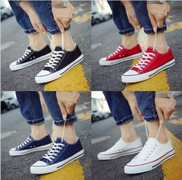cloth canvas shoes for men NZ - New Men's Breathable Cloth Shoes for Men and Women Fashion Student Canvas Shoes for Men's Leisure Spring and Autumn Canvas Shoes