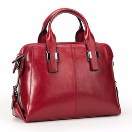 $enCountryForm.capitalKeyWord UK - Exotic2019 Woman Joker Package Cowhide One Shoulder Ma'am Genuine Leather Portable Diagonal Bag