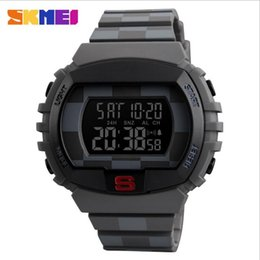 Watch Student Australia - 2019 explosion watch outdoor stepping sports student watch fashion children electronic watch gray army green blue rose red
