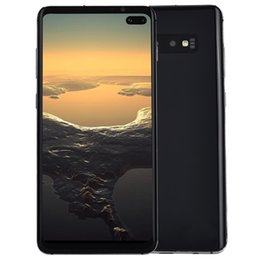 "Core Response Camera Australia - 6.4"" Punch-hole Full Screen Goophone S10+ 4G LTE Octa Core 8GB 128GB 256GB Android 9.0 In-Display Fingerprint Face ID 16MP Camera Smartphone"