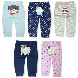 Baby Girl Toddler Leggings Australia - 2017 Limited Sale Baby Pants Kids Boys Girls Harem Pp Trousers Knitted Cotton Unisex Toddler Leggings Newborn Infant Clothing Y19061303