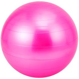 Toptan satış hamile kadınlar doğum yoga çocuk egzersiz Güvenli ABD-hisse senedi 75cm Spor top yoga topu