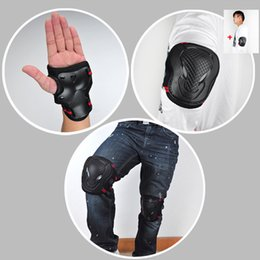 $enCountryForm.capitalKeyWord Australia - Newly Adult   Child Ice-skating Knee Pads Elbow Pads Wrist Guards Protective Gear Set For Outdoor Activities Elbow BN99