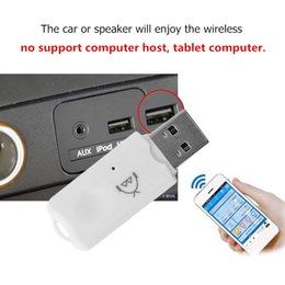 $enCountryForm.capitalKeyWord Australia - USB Wireless Handsfree Bluetooth Audio Music Receiver Adapter for telephone pc car music box speakers
