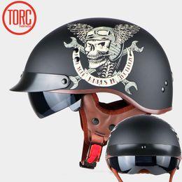 Vintage Motorcycle Helmets Full Face Australia New Featured