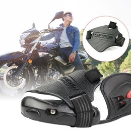 $enCountryForm.capitalKeyWord Australia - New Motorcycle Protective Shift Pad Motocross Men Boots Shoe Protection Gear For Riding Rubber Lever Racing Brake Cover