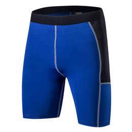 running stretch tight Australia - LASPERAL 2019 New Men's Tight Fitness Running Training Sports Breathable And Quick-drying Breathable Stretch Fashion Shorts