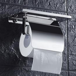 $enCountryForm.capitalKeyWord Australia - Hot sale Stainless Steel Anti-rust Tissue Holder Wall Mounted Hanging Rack Roll Paper Towel Holder Bathroom Toilet Home Supplies free shippi
