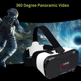 3d virtual glasses Canada - 3D Vr Glass Virtual Reality Glasses Vr Cases 5 Plus 3D Glass Immersive 3D Eyes Vr Headset Smart Phone