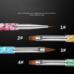 $enCountryForm.capitalKeyWord Australia - Nail pen light therapy painting engraving line drawing gradually hook painting brush manicure tool Single pack
